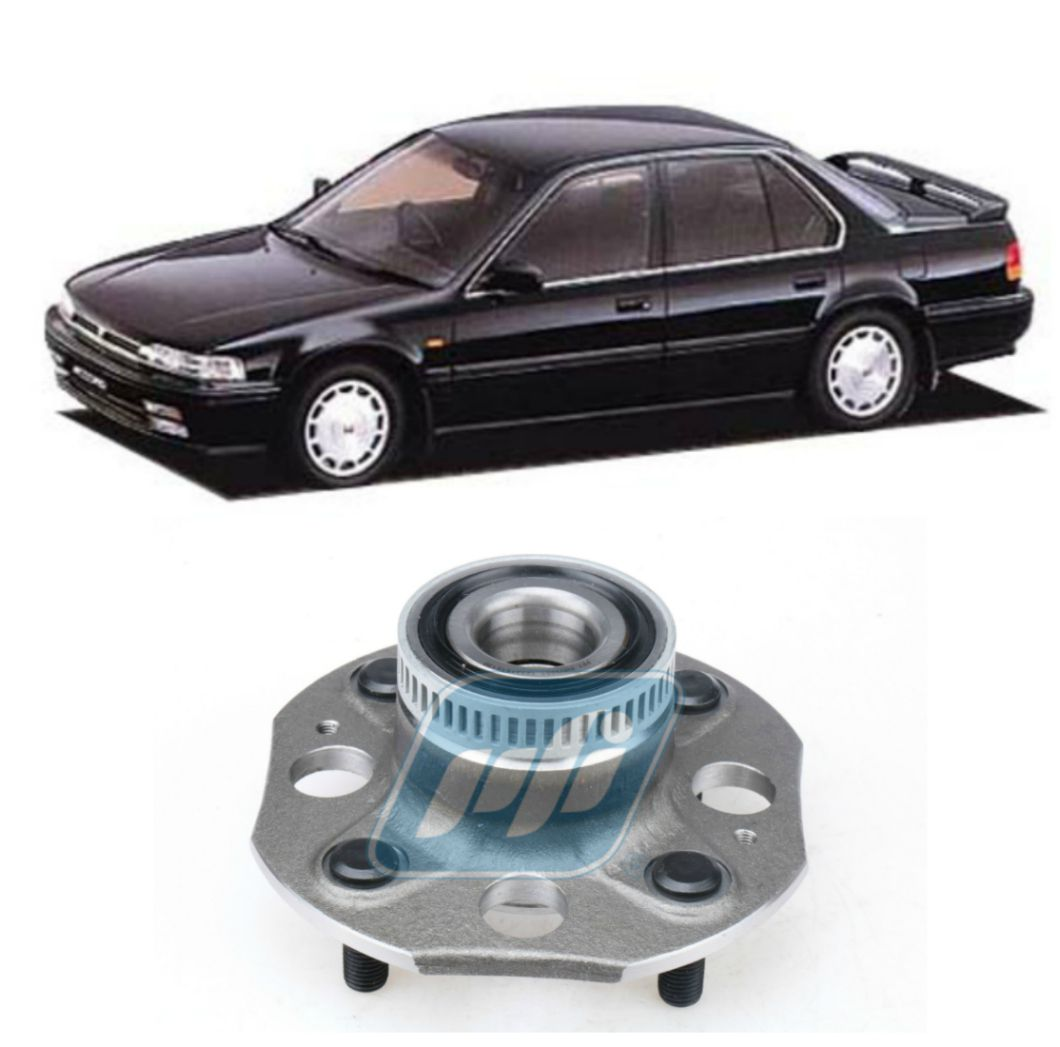 Cubo de Roda Traseira HONDA Accord 1991 até 1993, freio a disco, com ABS.
