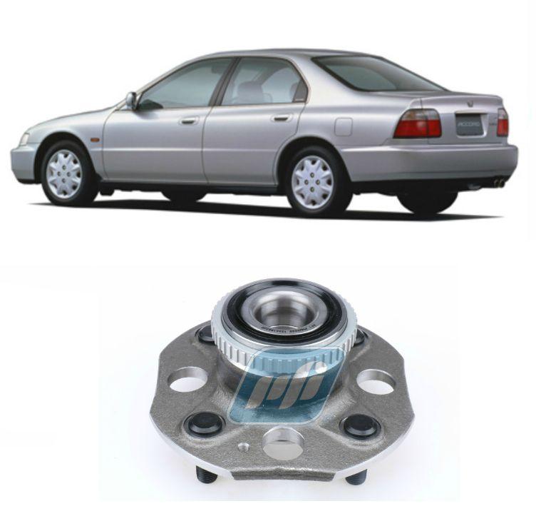 Cubo de Roda Traseira HONDA Accord 1994 até 1997, freio a disco, com ABS.