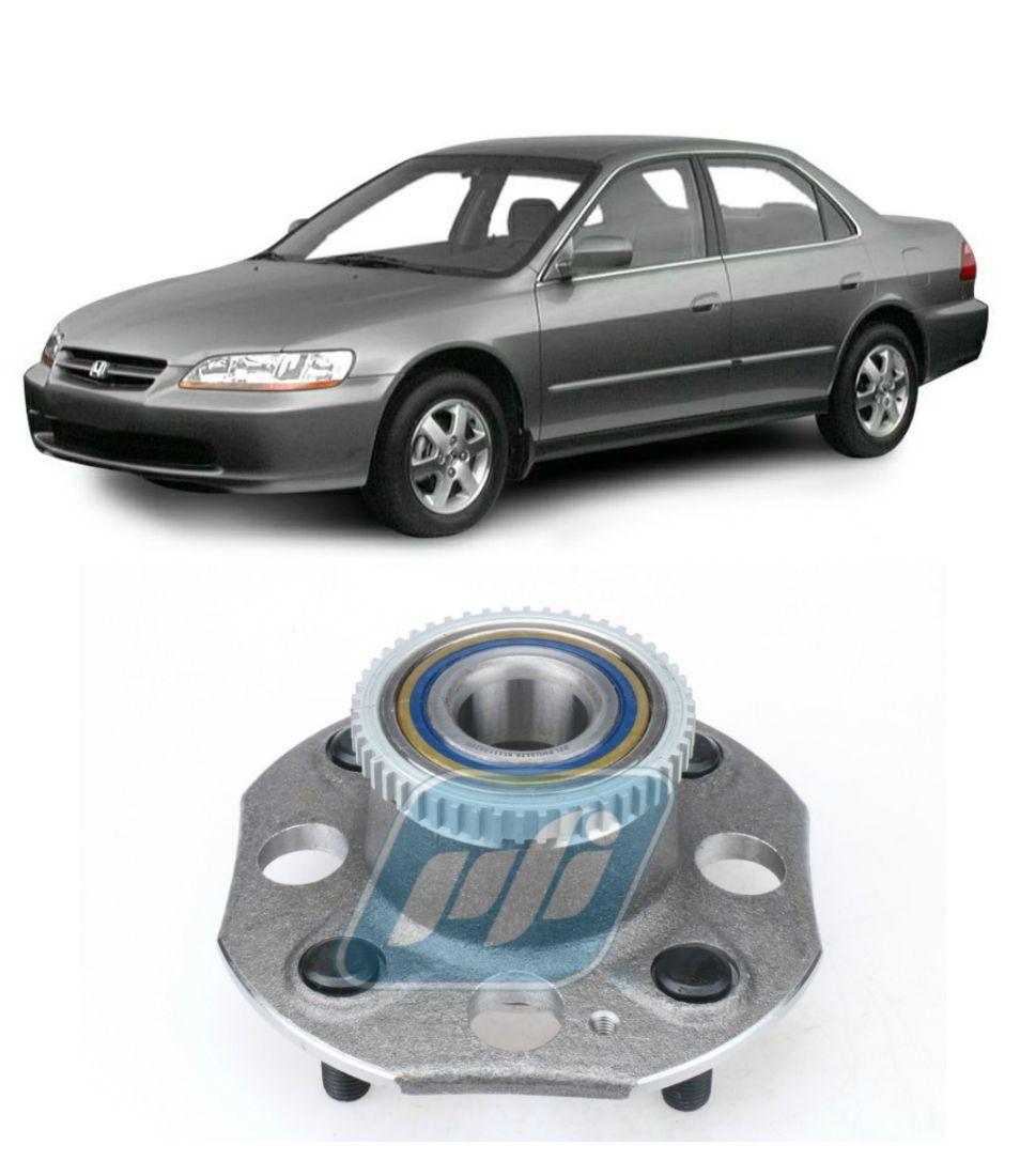 Cubo de Roda Traseira HONDA Accord 1998 até 2002 com ABS.