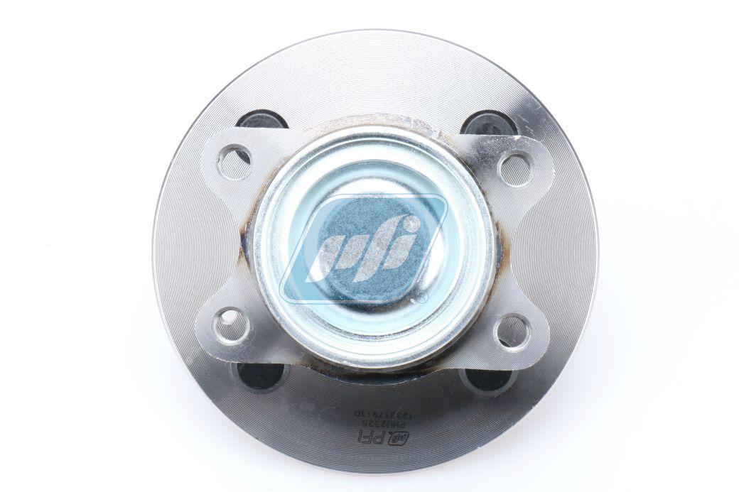 Cubo de Roda Traseira HYUNDAI HB20 2012-2014, sem ABS