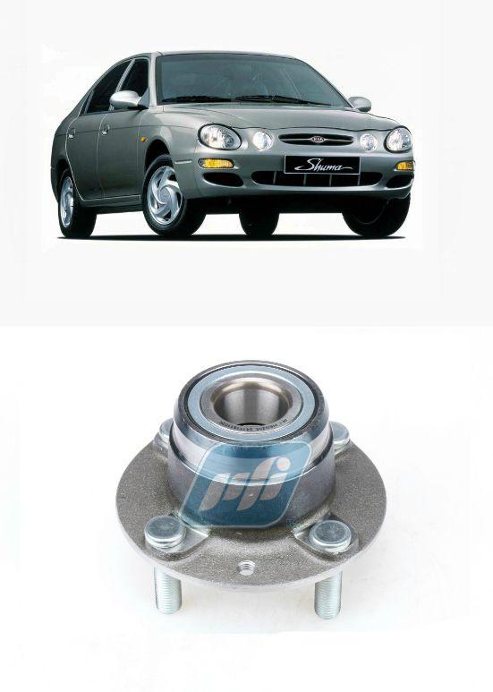 Cubo de Roda Traseira KIA Shuma 1997-2004