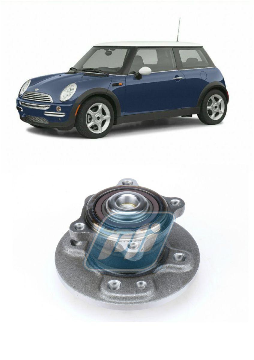 Cubo de Roda Traseira MINI Cooper 2001 até 2006 com ABS
