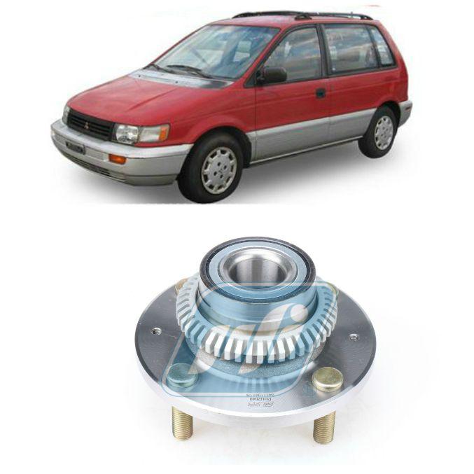 Cubo de Roda Traseira MITSUBISHI Expo 1992-1995