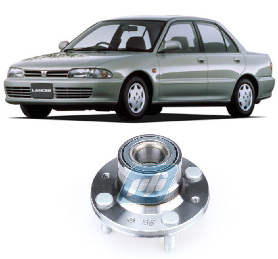 Cubo de Roda Traseira MITSUBISHI Lancer 1992-2003, sem ABS