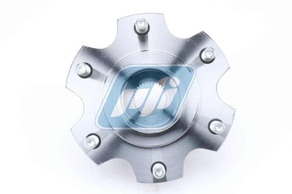 Cubo de Roda Traseira MITSUBISHI Pajero 3D 2007 até 2016
