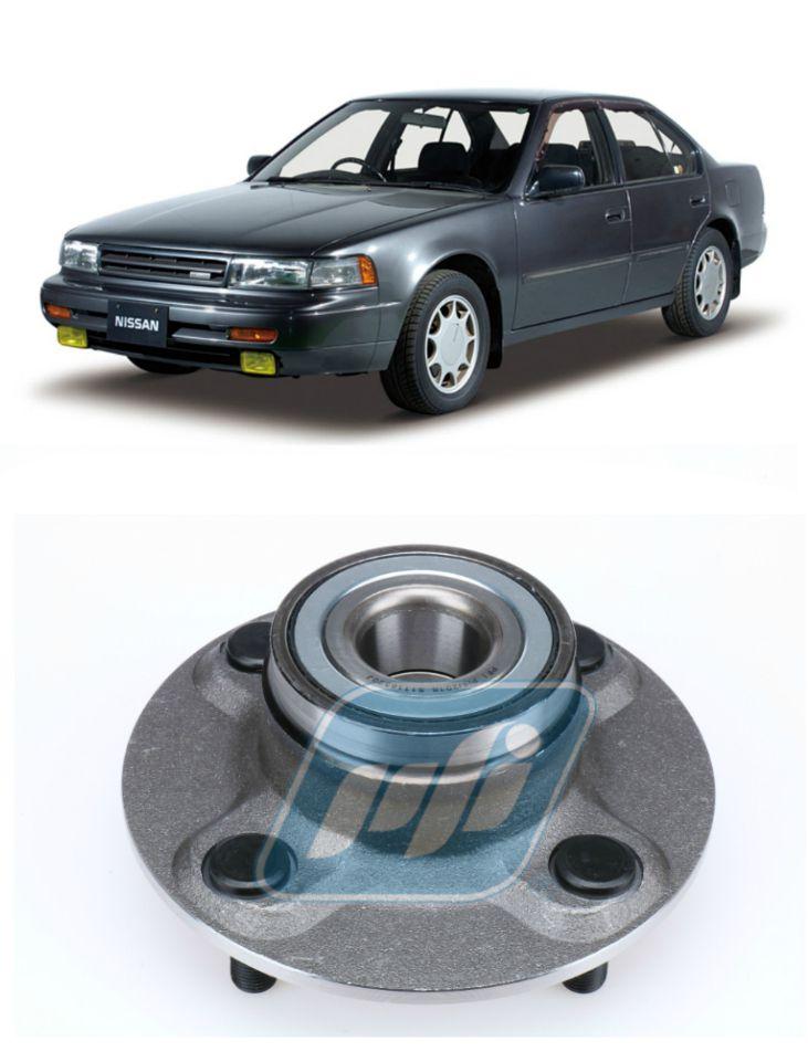 Cubo de Roda Traseira NISSAN Maxima 1989 até 1994, 4 furos