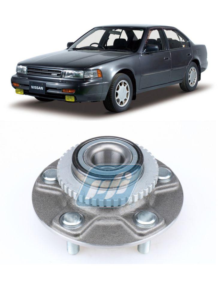 Cubo de Roda Traseira NISSAN Maxima 1989-1994, 5 furos
