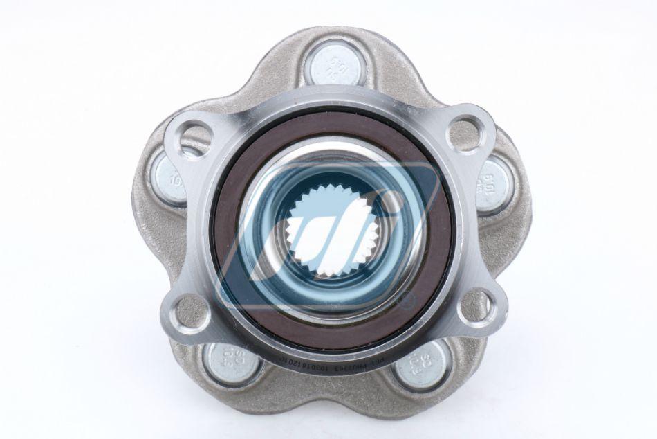 Cubo de Roda Traseira NISSAN Murano 2003 até 2007 AWD