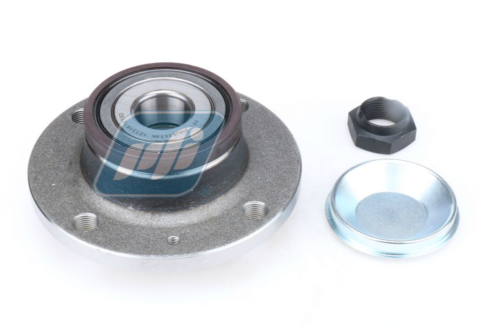 Cubo de Roda Traseira PEUGEOT 207 2009 até 2015, com freio a disco e ABS