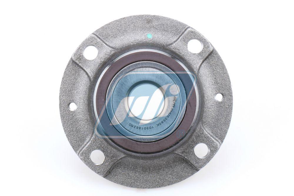 Cubo de Roda Traseira PEUGEOT 307 2000 até 2006, com ABS