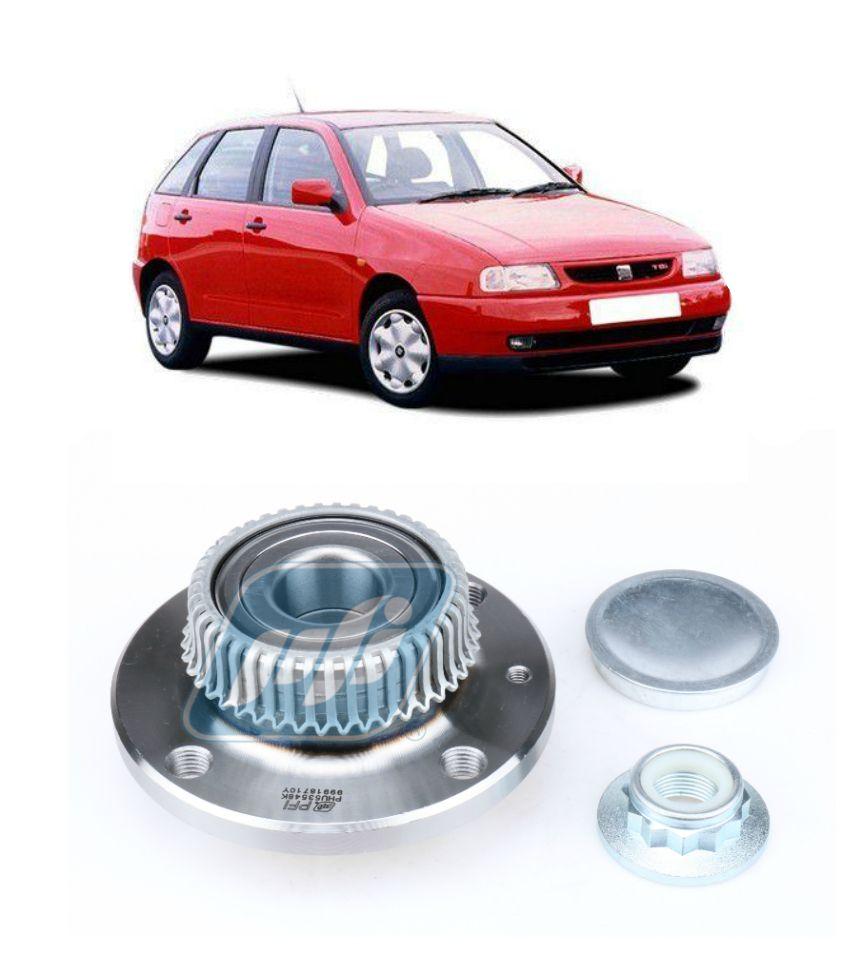 Cubo de Roda Traseira SEAT Ibiza 1999 até 2001