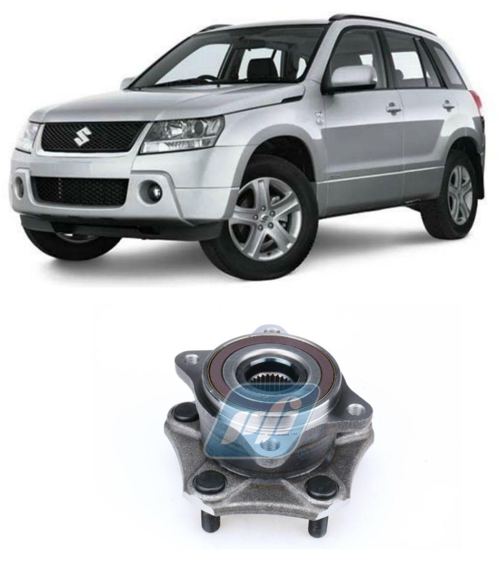 Cubo de Roda Traseira SUZUKI Grand Vitara 2006 até 2015, com ABS