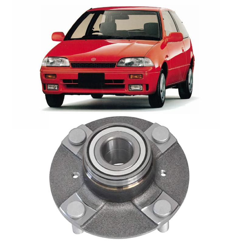 Cubo de Roda Traseira SUZUKI Swift GTi 1992 até 1996