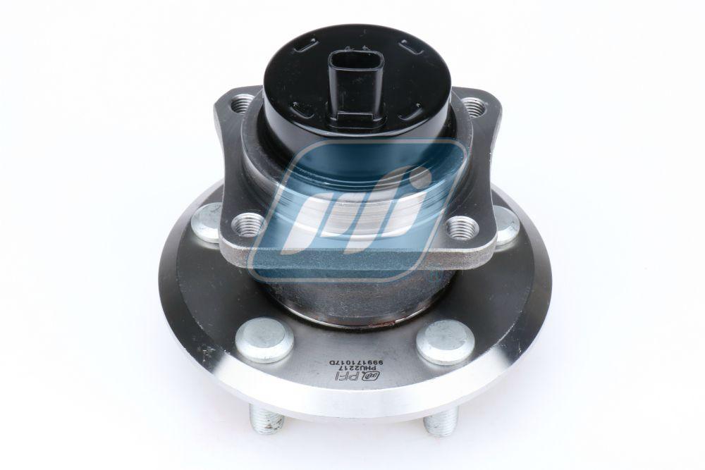 Cubo de Roda Traseira TOYOTA Corolla 2003 até 2008, 05 Furos, com ABS