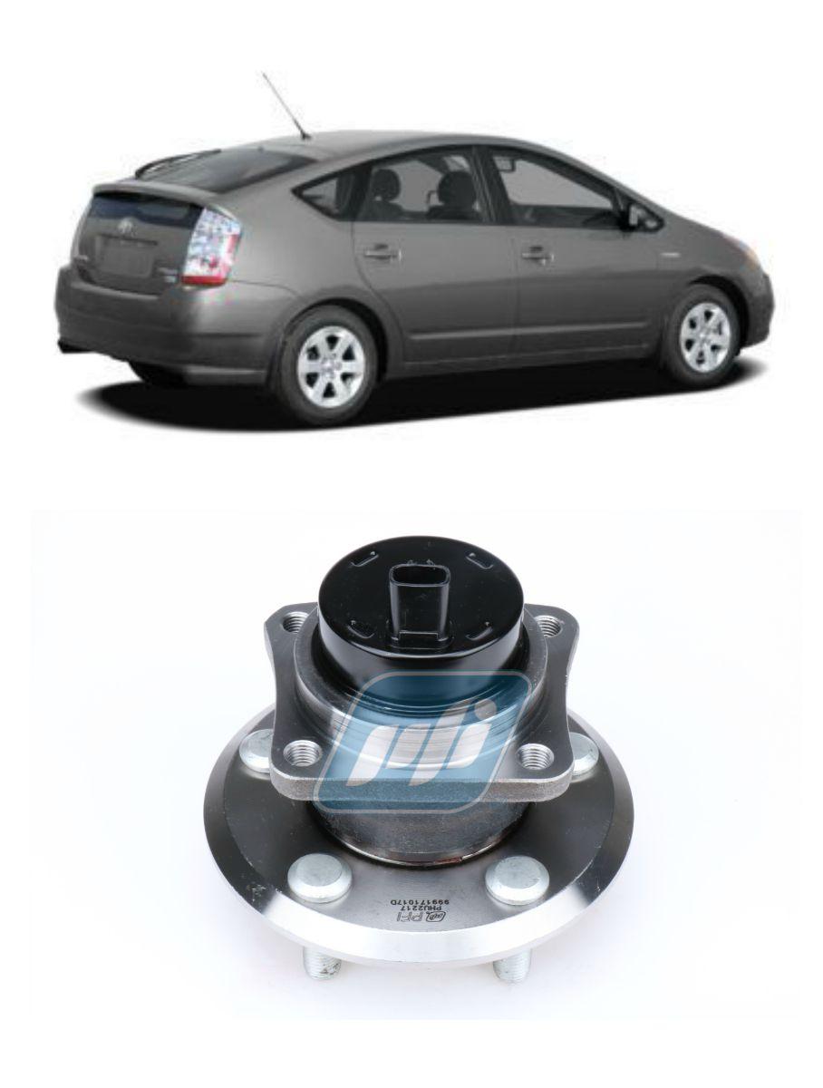 Cubo de Roda Traseira TOYOTA Prius 2003 até 2009