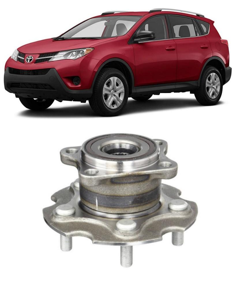 Cubo de roda Traseira TOYOTA RAV4 2012 até 2018, 4x4