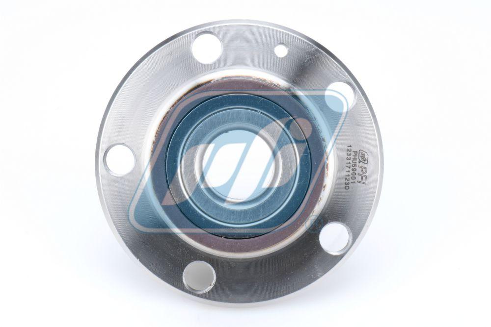 Cubo de Roda Traseira VOLKSWAGEN Polo 2002 até 2015