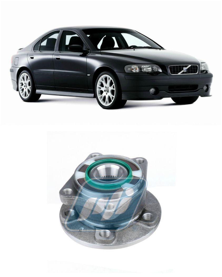 Cubo de Roda Traseira VOLVO S60 2002-2010, AWD, com ABS