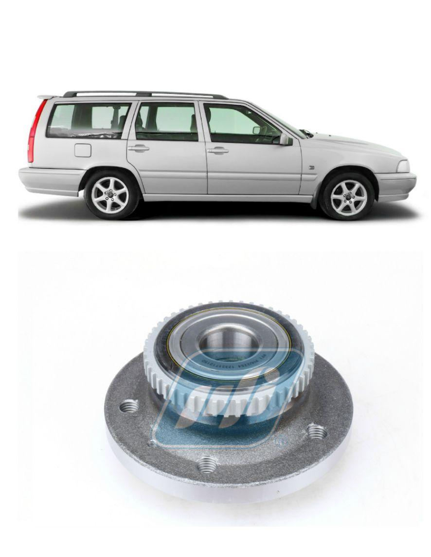 Cubo de Roda Traseira VOLVO V70 1996 até 2000