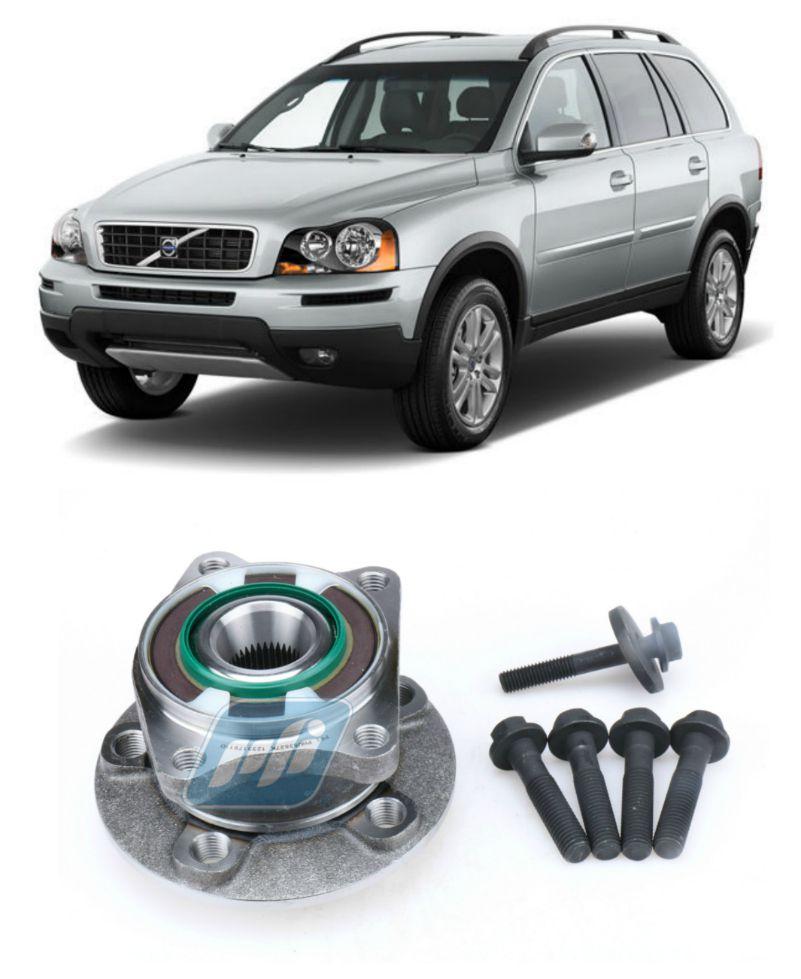 Cubo de Roda Traseira VOLVO XC90 2002 até 2014, AWD, com ABS