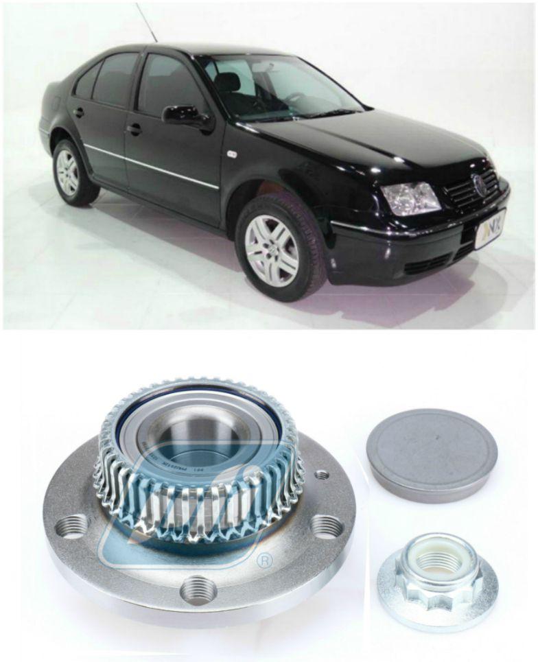 Cubo de Roda Traseira VW Bora 1998 até 2005