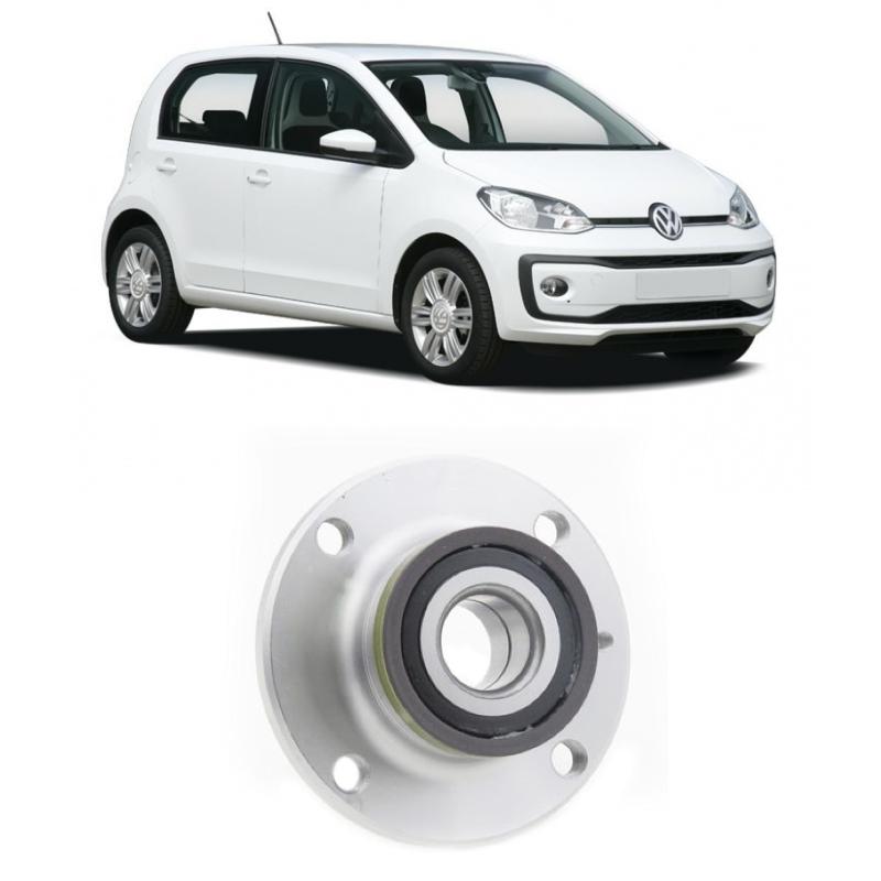 Cubo de Roda Traseira VW UP de 2014 até 2019