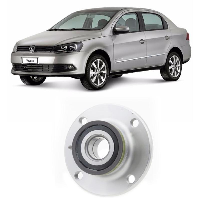 Cubo de Roda Traseira VW Voyage de 2009 até 2019
