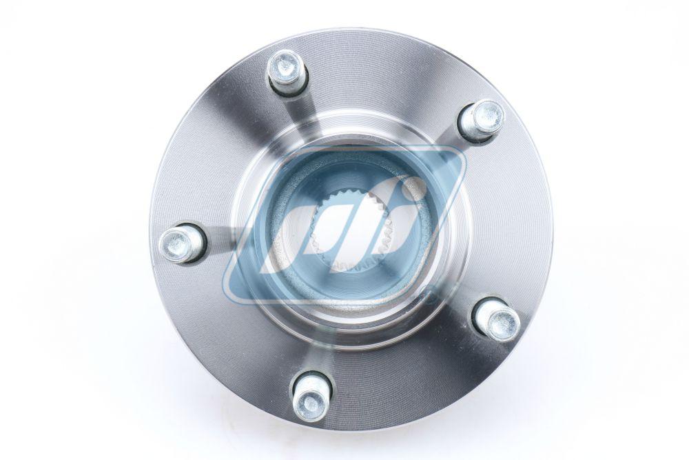 Cubo de Roda Traseiro MITSUBISHI Outlander 3.0L, 2006 até 2013 c/ ABS, 4x4