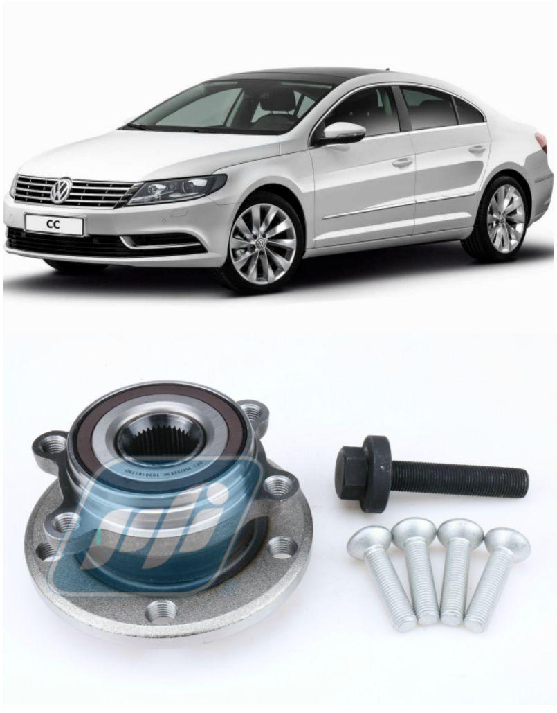 Cubo de Roda VW Passat CC 2012 até 2019, ABS