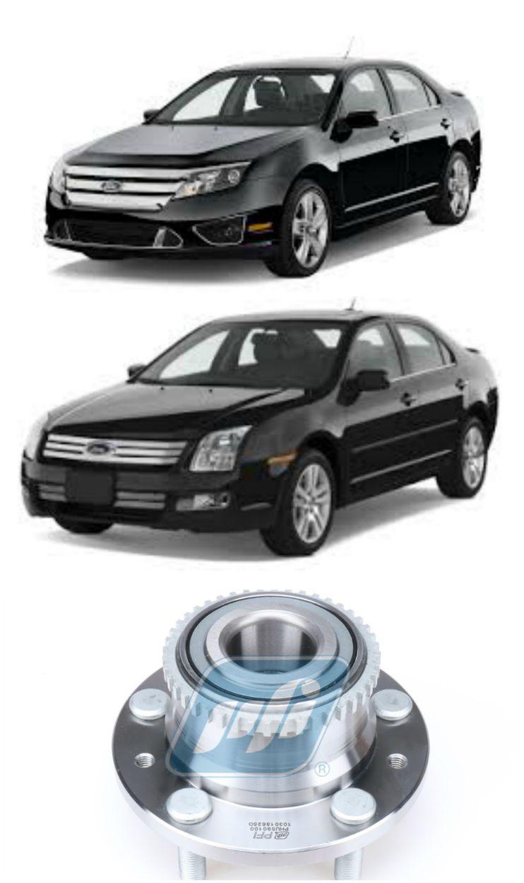 Cubo de RodaTraseira FORD Fusion 2006-2012, FWD e ABS