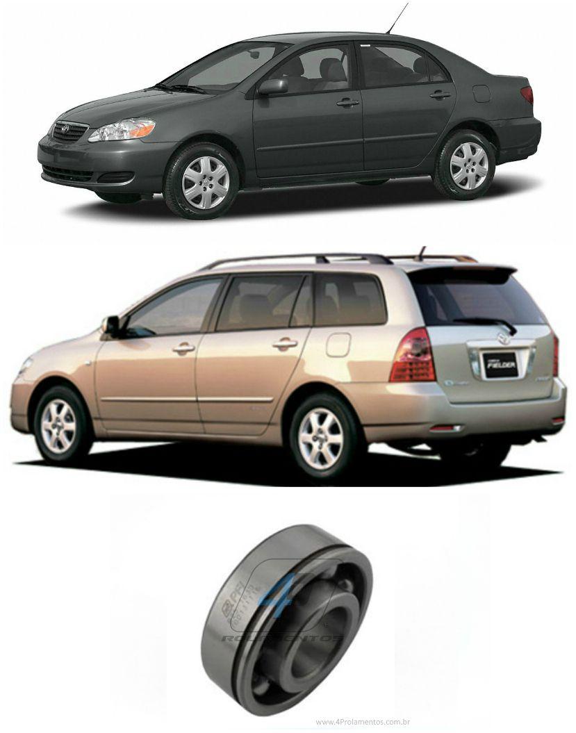 Rolamento Cambio Corolla 2002 até 2008, Manual