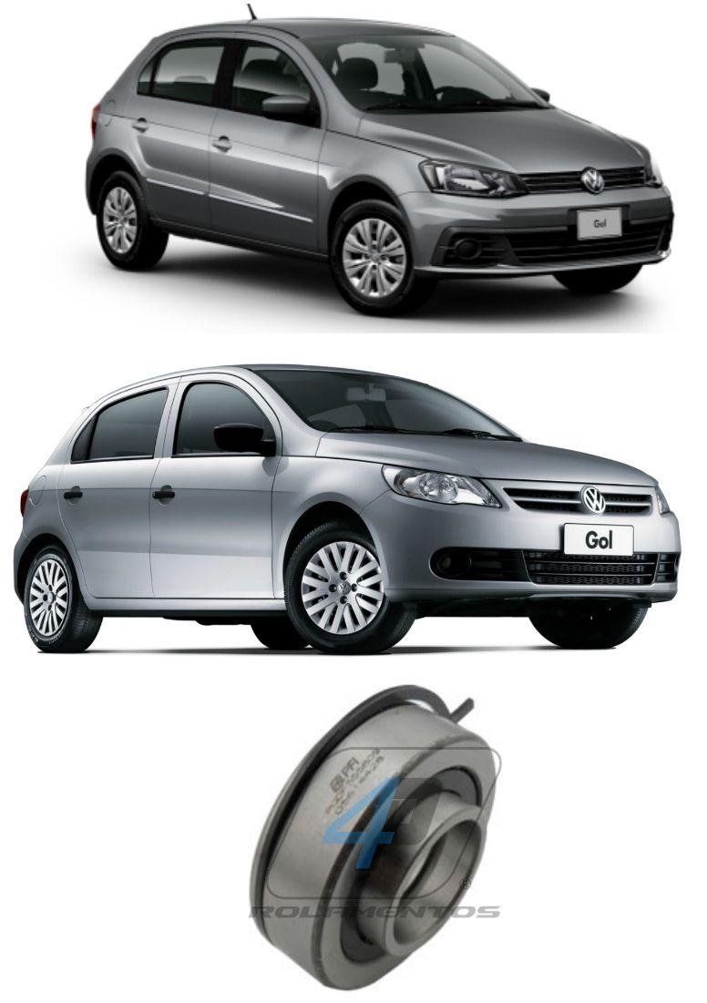 Rolamento Cambio VW Gol 2009 á 2019, eixo secundário