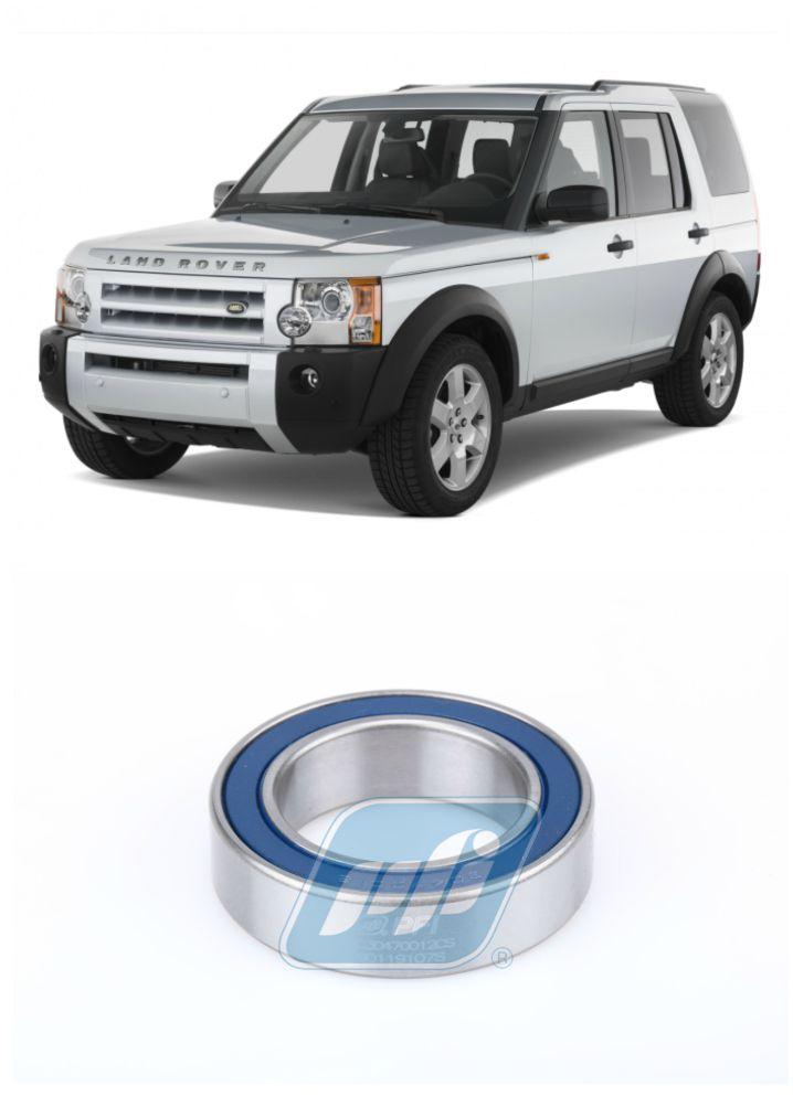 Rolamento Compressor AC Land Rover Discovery 3 de 2005 até 2009