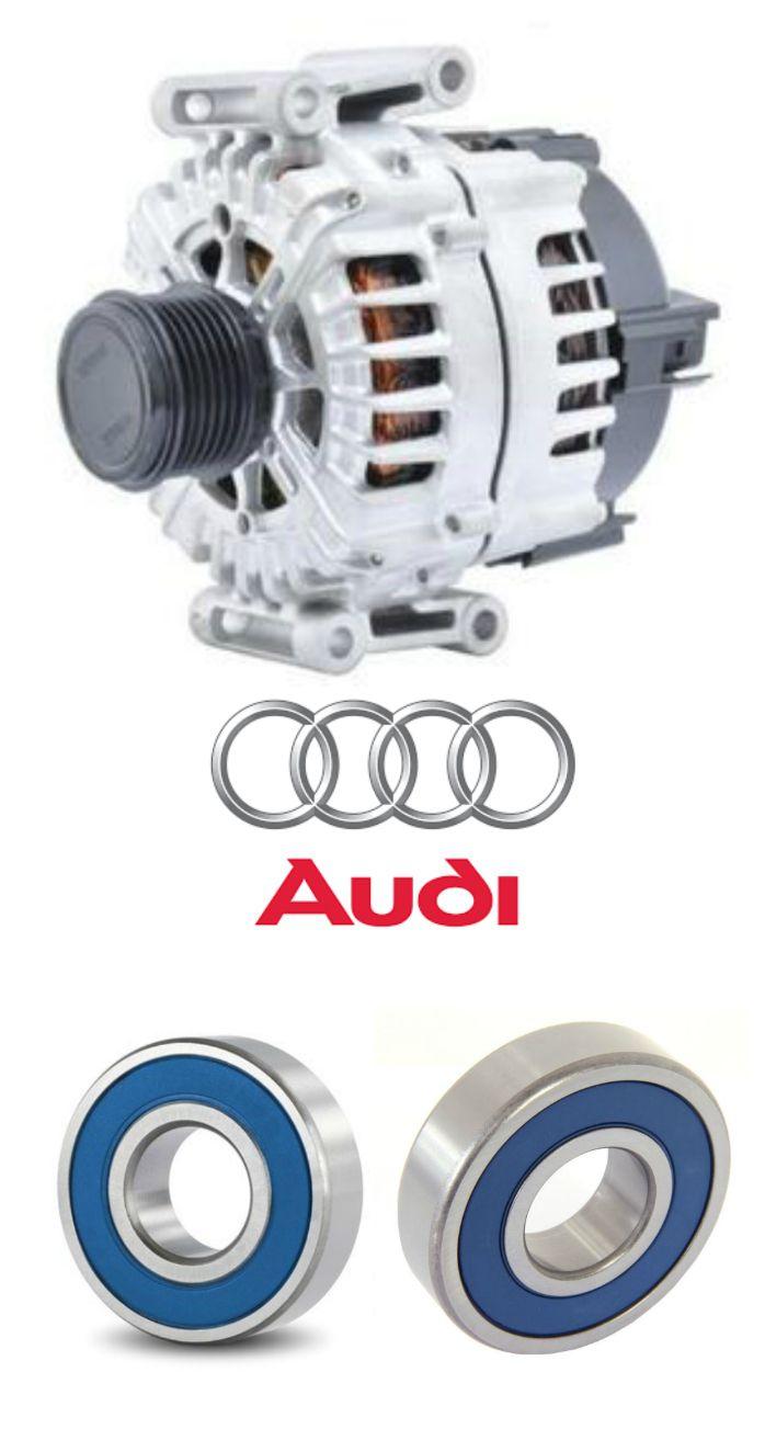Rolamento de Alternador AUDI A4/A5/A6/Q5 de 2012 até 2017