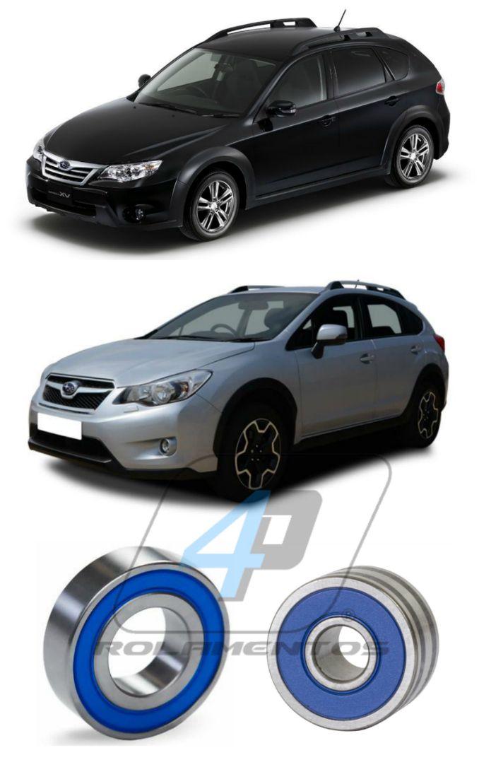 Rolamento de Alternador Subaru Impreza XV de 2011 até 2019
