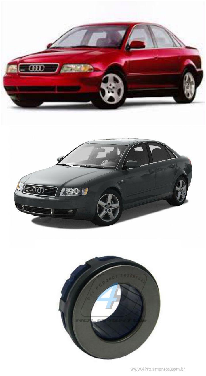 Rolamento de Embreagem Audi A4 de 1995 até 2006