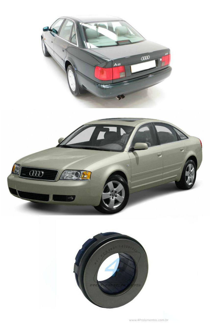 Rolamento de Embreagem Audi A6 de 1995 até 2007