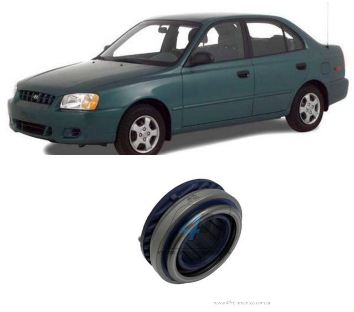 Rolamento de Embreagem Hyundai Accent 1994-2005