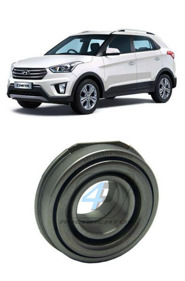Rolamento de Embreagem Hyundai Creta de 2017 até 2019