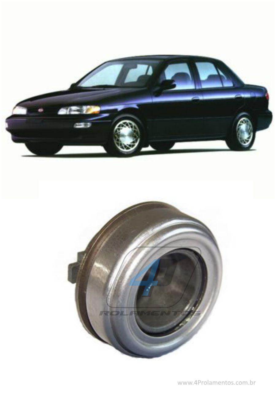 Rolamento de Embreagem Kia Sephia 1995 até 1997
