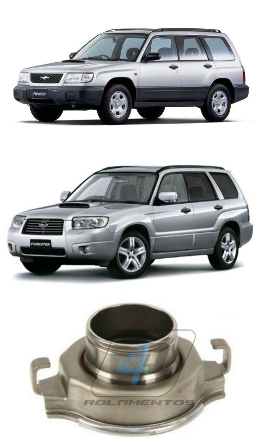 Rolamento de Embreagem Subaru Forester de 1998 até 2005