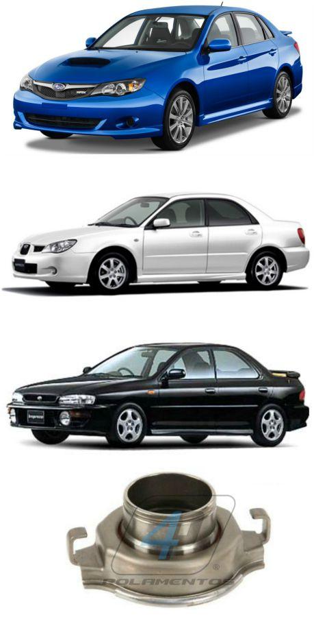 Rolamento de Embreagem Subaru Impreza de 1998 até 2011