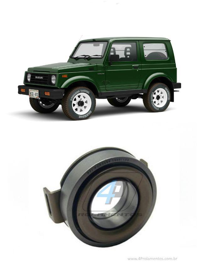 Rolamento de Embreagem Suzuki Samurai 1988 até 2004