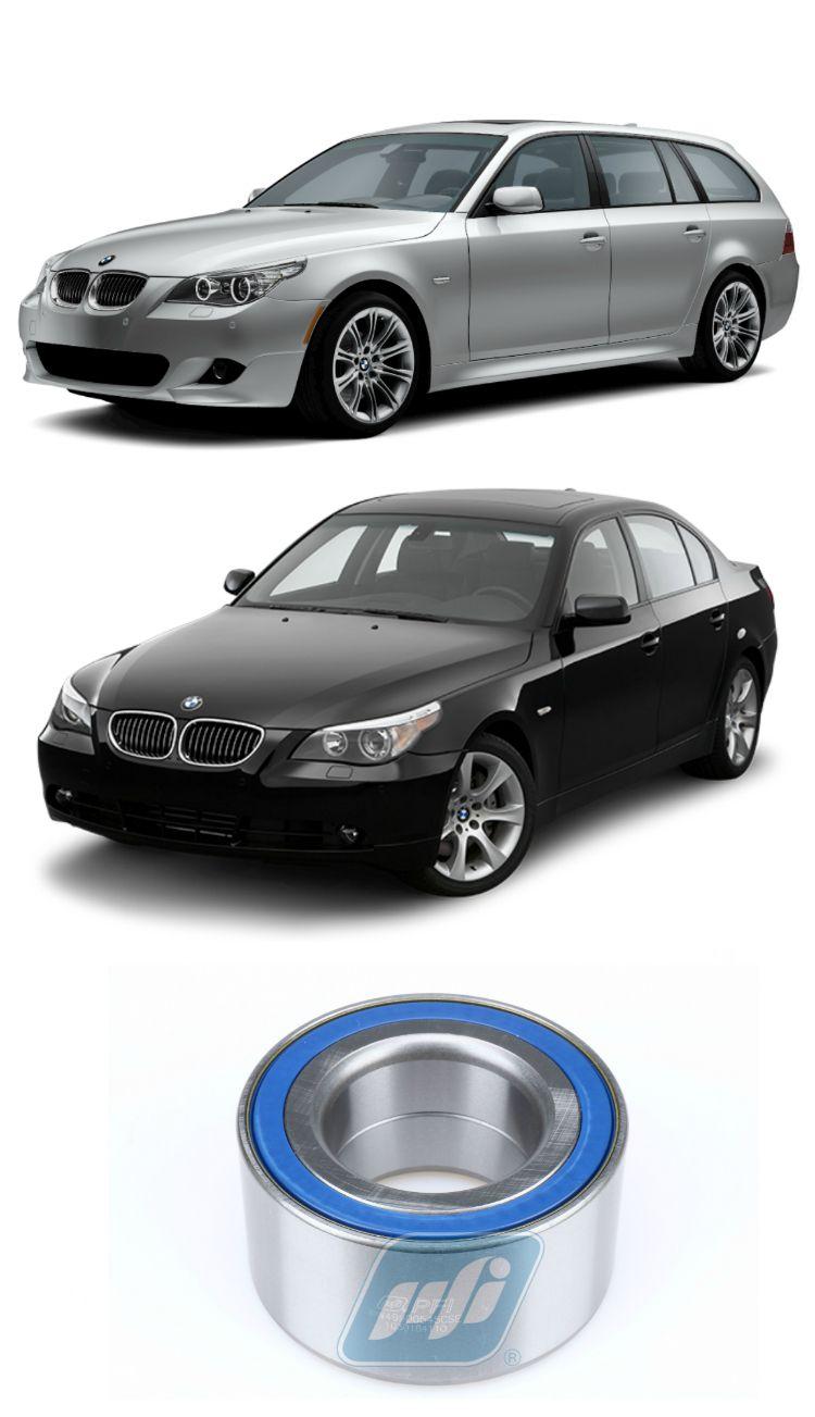 Rolamento de Roda Dianteira BMW 525xi 2005 até 2010, com ABS