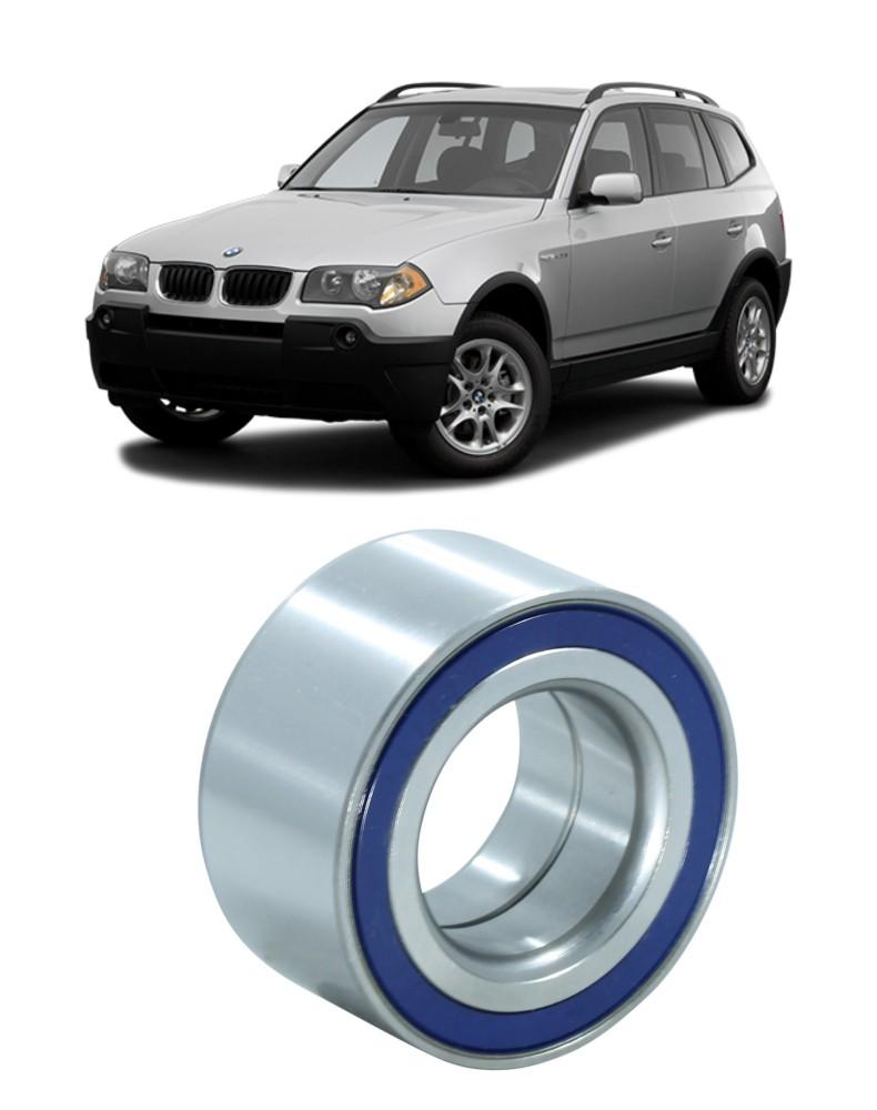 Rolamento de Roda Dianteira BMW X3 2004 até 2010, com ABS