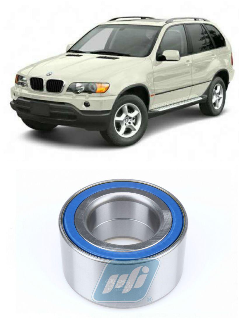 Rolamento de Roda Dianteira BMW X5 2000-2006, com ABS