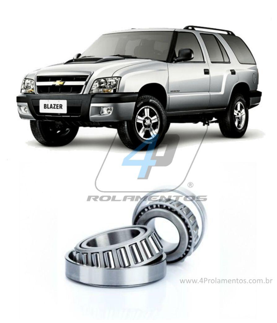 Rolamento de Roda dianteira CHEVROLET Blazer 4x2 1995-2011