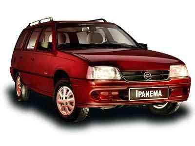 Rolamento de Roda Dianteira CHEVROLET Ipanema 1989-1997