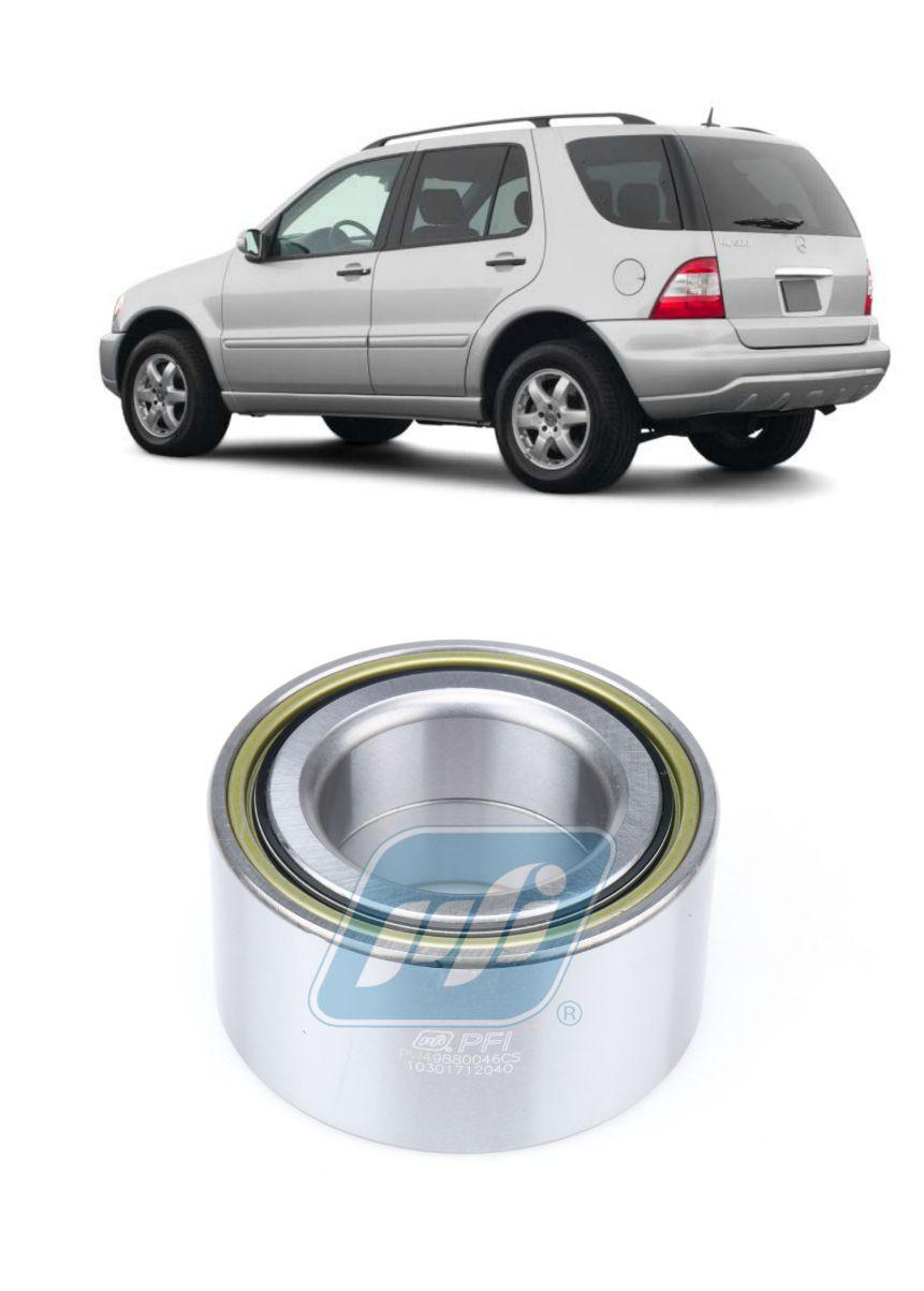 Rolamento de Roda Dianteira e Traseira MERCEDES BENZ ML500 1998 até 2005