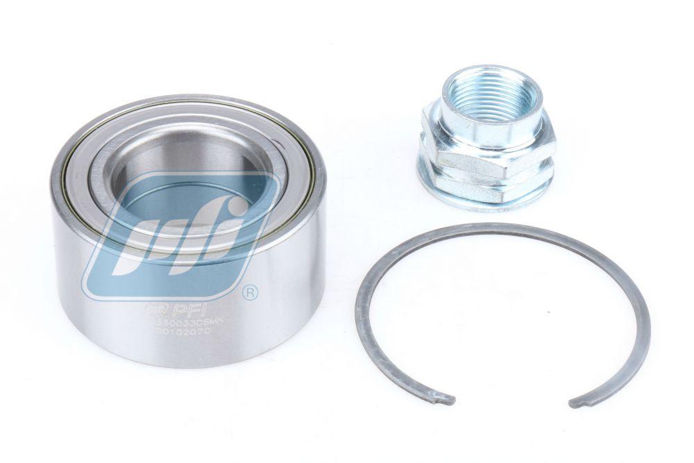Rolamento de Roda Dianteira FIAT Fiorino 2013 até 2018, com ABS